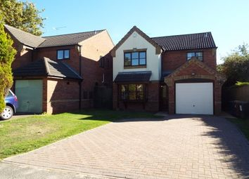 Thumbnail 4 bed detached house to rent in Salters Green Way, Alrewas, Burton-On-Trent