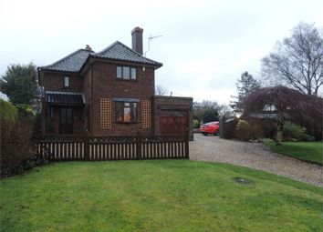 Thumbnail 3 bed detached house for sale in Lexham Road, Litcham, King's Lynn