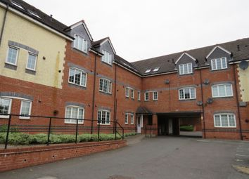Thumbnail 2 bed flat for sale in Lichfield Road, Shelfield, Walsall