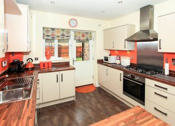 Thumbnail 4 bed detached house for sale in Roma Road, Cardea, Peterborough