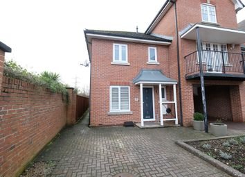Thumbnail 3 bed end terrace house for sale in Admiralty Way, Marchwood