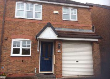 Thumbnail 3 bed end terrace house to rent in Sandpiper Way, Erdington