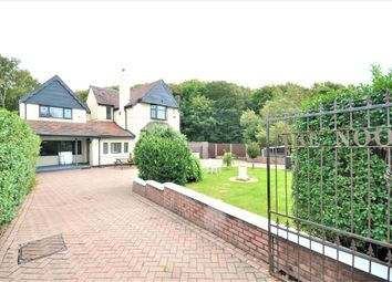 Thumbnail 3 bed detached house for sale in Fleetwood Road, Fleetwood, Lancashire