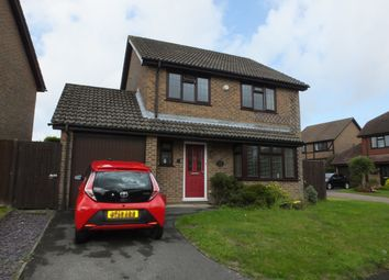 Thumbnail 4 bed detached house to rent in Ellis Way, Uckfield