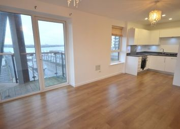 Thumbnail 2 bed flat to rent in The Boathouse, Gillingham