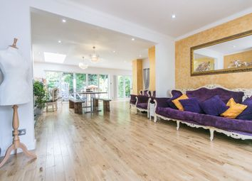 Thumbnail 5 bed terraced house for sale in Staveley Gardens, London