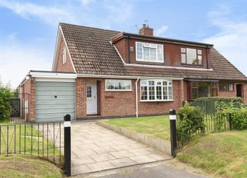 Thumbnail 3 bed semi-detached house for sale in Forge Lane, Tollerton, York
