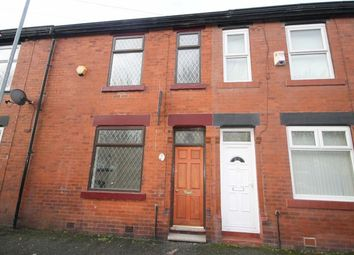 Thumbnail 2 bed terraced house to rent in Audrey Street, Manchester