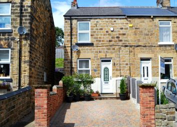 Thumbnail 2 bed end terrace house to rent in Cemetery Road, Jump Barnsley