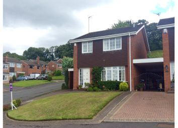 Thumbnail 3 bedroom detached house for sale in Warren Drive, Dudley