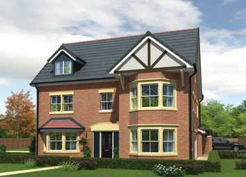 Thumbnail 5 bed detached house for sale in The Wentworth, Garstang Road, Catterall, Lancashire