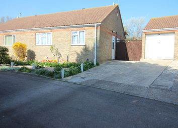 Thumbnail 2 bed bungalow for sale in Peyton Close, Eastbourne