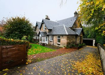 Thumbnail 4 bed property for sale in Hunterhill Road, Paisley