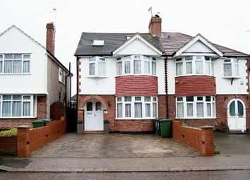 Thumbnail 4 bed semi-detached house for sale in North Approach, Watford, Herts