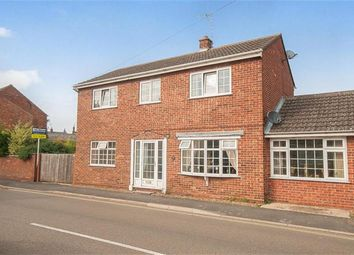 Thumbnail 4 bed detached house for sale in South Street, Crowland, Peterborough