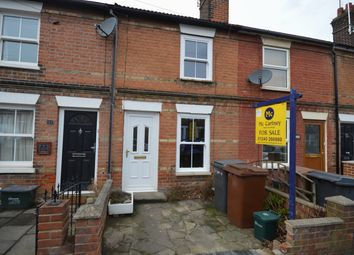 Thumbnail 2 bedroom terraced house for sale in Upper Bridge Road, Chelmsford