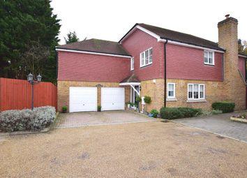 4 bed detached house for sale in London Road, Wrotham Heath, Sevenoaks, Kent TN15