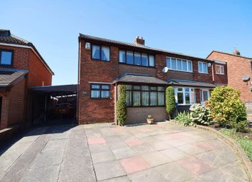Thumbnail 3 bedroom semi-detached house for sale in Chell Heath Road, Burslem, Stoke-On-Trent