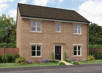 "Thumbnail 4 bedroom detached house for sale in ""The Buchan"" at Main Road, Eastburn, Keighley"