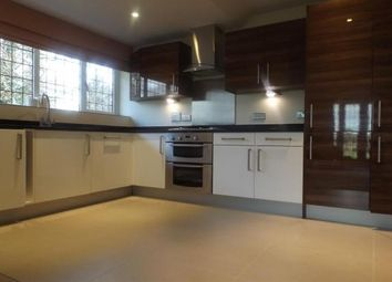 Thumbnail 2 bed flat to rent in Parvis Road, West Byfleet