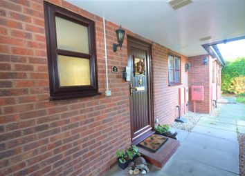 Thumbnail 1 bed terraced bungalow for sale in Feignies Court, Keyworth, Nottingham
