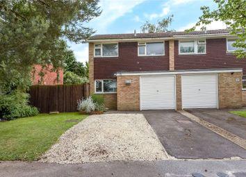 Thumbnail 3 bedroom end terrace house to rent in Mccarthy Way, Finchampstead, Wokingham, Berkshire