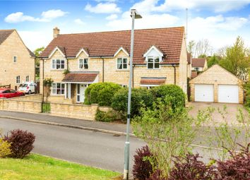 Thumbnail 4 bed detached house for sale in Holmes Drive, Geeston, Ketton, Stamford, Rutland