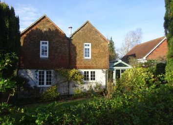 Thumbnail 4 bed detached house to rent in Lovehurst Lane, Staplehurst, Kent