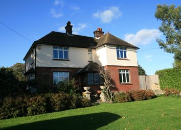 Thumbnail 4 bed detached house to rent in Lees Road, Brabourne Lees, Ashford