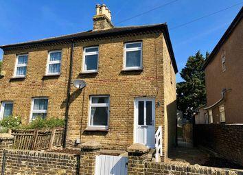 Thumbnail 2 bedroom semi-detached house for sale in Grosvenor Road, Belvedere