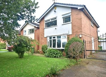 Thumbnail 4 bed detached house for sale in Linnards Lane, Wincham, Northwich, Cheshire