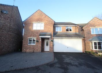 Thumbnail 5 bed detached house for sale in Beech Rise, Darlington