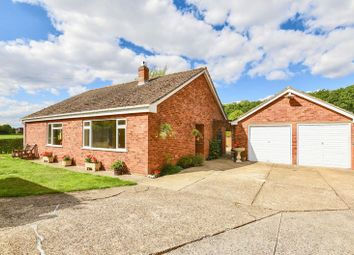 Thumbnail 4 bed detached bungalow for sale in New Road, Pamber Green, Tadley