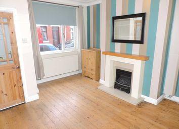 Thumbnail 2 bedroom terraced house to rent in Warton Street, Broadgate, Preston
