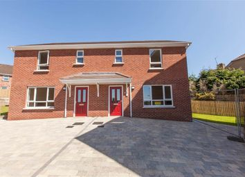 Thumbnail 3 bedroom semi-detached house for sale in 56, Danesfort Park, Carryduff