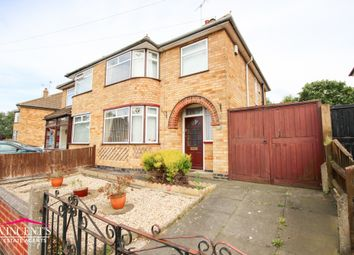 Thumbnail 3 bed semi-detached house to rent in Mossdale Road, Leicester