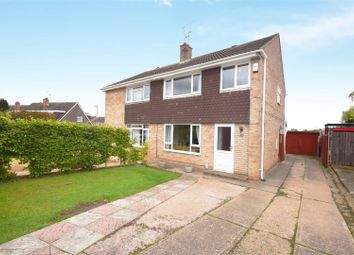 Thumbnail 3 bed semi-detached house for sale in Glebe Road, Stratford-Upon-Avon
