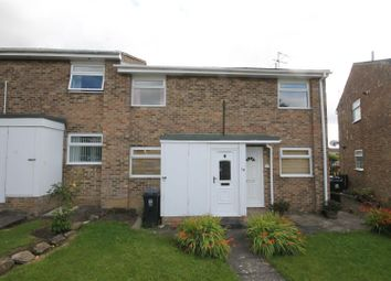Thumbnail 2 bed flat to rent in Collier Close, Crook