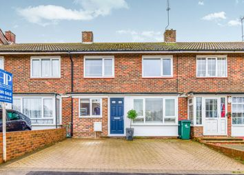 Thumbnail 4 bed terraced house for sale in Rother Crescent, Crawley