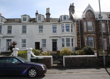 Thumbnail 2 bed flat for sale in 29 Mountstuart Road, Rothesay, Isle Of Bute