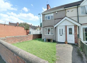 Thumbnail 3 bed end terrace house to rent in Mcconnel Cresent, Rossington, Doncaster