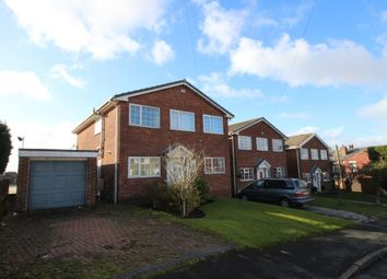 Thumbnail 4 bedroom detached house for sale in Moorlands View, Bolton