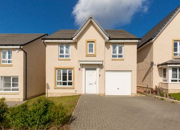 Thumbnail 4 bed detached house for sale in Bonnybridge Drive, Edinburgh