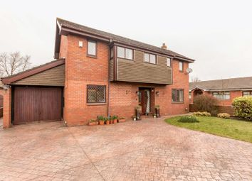 Thumbnail 4 bed detached house for sale in Rectory Close, Croston
