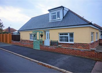 Thumbnail 3 bed detached bungalow for sale in Colchester Road, Clacton-On-Sea