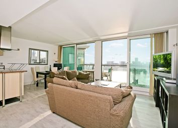 Thumbnail 3 bed flat to rent in Cinnabar Wharf, Wapping High Street, London