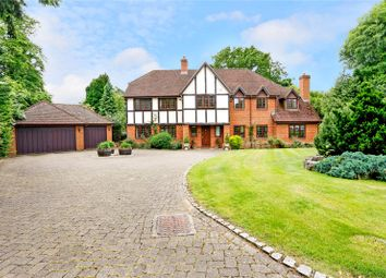Thumbnail 5 bed detached house for sale in Churchill Drive, Knotty Green, Beaconsfield, Buckinghamshire