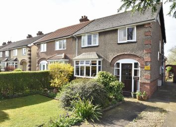 Thumbnail 3 bed end terrace house for sale in Victoria Road, Louth