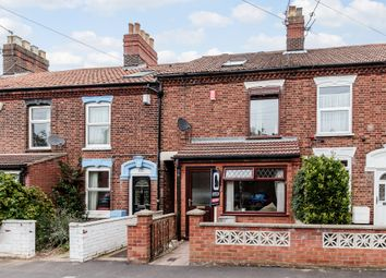Thumbnail 4 bed terraced house for sale in Bertie Road, Norwich