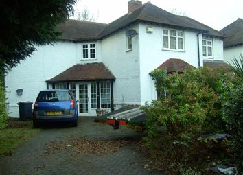 Thumbnail 4 bed detached house to rent in Green Lanes, Wylde Green, Sutton Coldifeld